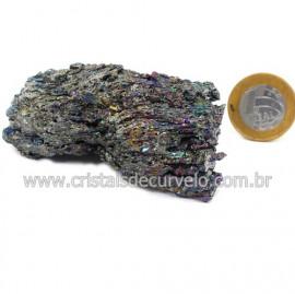 Sílicio Arco-Íris Pedra Natural Redutora de Radiação Cod 123333