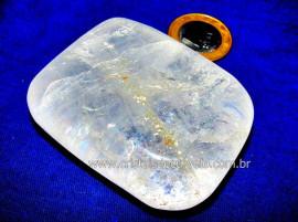 Sabonete Massageador Cristal Pedra Natural Garimpo Cod SC9426