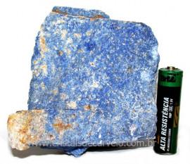 Dumortierita Azul Para Colecionador e Esoterismo Cod 104321