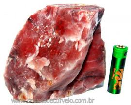 Aragonita Roxa Pedra Bruto Mineral Natural Cod AR3055