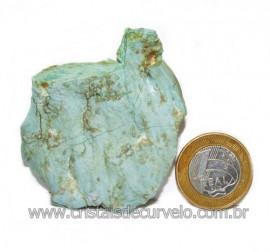 Turquesa Bruta Extra Pedra Natural Para Coleçao Cod 115961