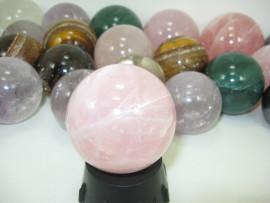 5 Kg Esferas Bola de Cristal  Pedras Misto no ATACADO  Pacote 5kg