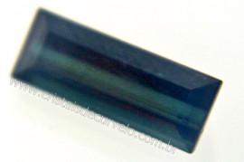 Turmalina Azul Gema Pedra Natural Para Joias Montagem Prata Ouro Cod 2.8