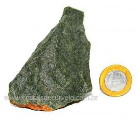 Basalto Verde Bruto Para Colecionador ou Estudante Cod BV7507