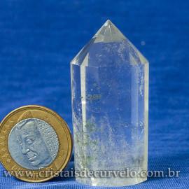 Voguel Cristal 1 Ponta Bastão Vogel Atlante Cromoterapia 112860