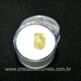 Crisoberilo Mineral Raro Grupo do Berilo Boa Cor Cod 118452