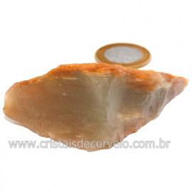 Aragonita Verde Pedra Bruto Natural Rocha de Garimpo Cod 123313