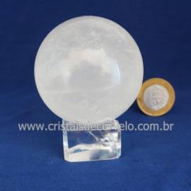Bola Cristal Comum Qualidade Pedra Uso Esoterico Cod 121667