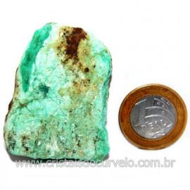 Crisoprasio Bruto Especial Pedra da Esperança Cod 119685