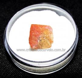 Canudo Topazio Imperial Pedra Extra Origem Ouro Preto 115283