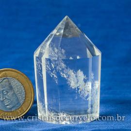 Voguel Cristal 1 Ponta Bastão Vogel Atlante Cromoterapia 112857