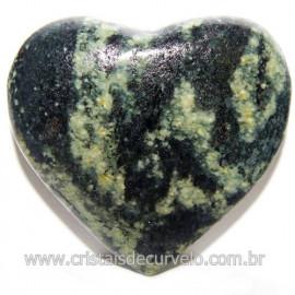 Coraçao Quartzo Brasil Ideal P Presente e Enfeite Cod 119727