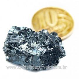 Galena Pedra Bruto Mineral Fonte Chumbo e Prata Cod 124248