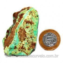 Crisoprasio Bruto Especial Pedra da Esperança Cod 119677