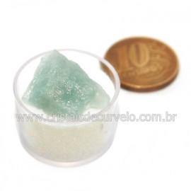 Aguas Marinhas No Estojo Berilo Natural Pedra Extra Cod 124015