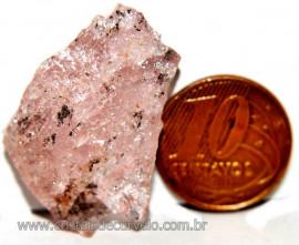 Morganita Pedra Natural Berilo Pessêgo ou Rosa Cod 101535