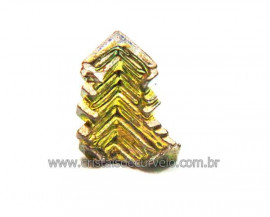 Bismuto Mineral ou Bismuth Stone Pedra Natural Cod BB7242