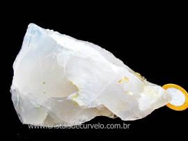Quartzo Opalado Cristal Nevoado Pedra Natural Cod 337.4