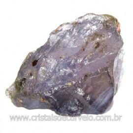 Safira D'Água Pedra Genuina P/ Coleçao no Estojo Cod 114725