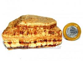 Aragonita do Peru Pedra Bruto Mineral de Garimpo Cod AP3273