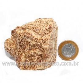 Aragonita do Peru Pedra Bruto Mineral de Garimpo Cod 122996