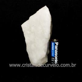 Quartzo Leitoso ou Branco Pedra Bruto Natural Cod 118656