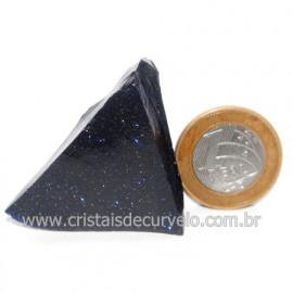 Pedra Estrela Pigmento Dourado Bruto Para Lapidar Cod 122782