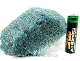 Apatita Azul Em Bruto Pedra Media  Para Esoterico ou Colecionador Cod 271.4