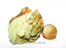 Turquesa Bruta Extra Pedra Natural Colecionador Cod TB4026