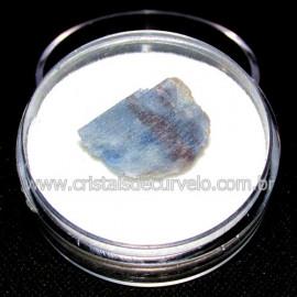Safira Corindon Natural no Estojo Para Colecionar Cod 114363
