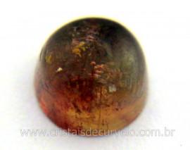 Gema Turmalina Melancia Pedra Natural de Garimpo Cod TM3617