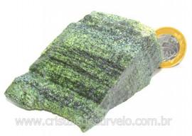 Crisotila Asbestiformes Pedra Bruto Natural Garimpo Cod CB6041