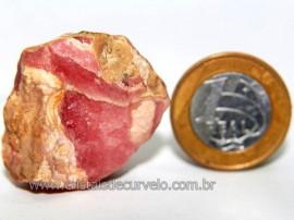 Rodocrosita Argentina Extra Pedra Natural Garimpo Cod 101716