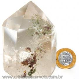 Peso de Papel Para Escritorio Pedra com Inclusao Cod 113297