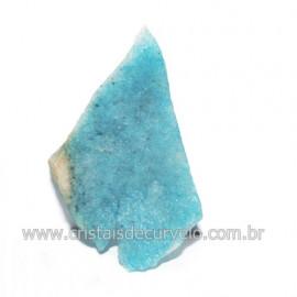 Quartzo Azul Paraíba pedra Rara Para Coleção Cod 118648
