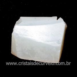 Opala Branca Pedra Genuina P/Coleçao ou Lapidaçao Cod 113859