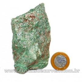 Fuxita Mica Verde Para Colecionador Pedra Natural Cod 126812