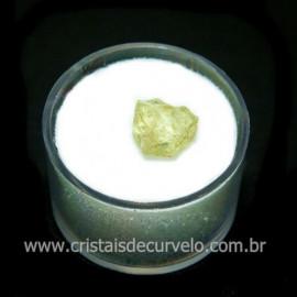 Crisoberilo Mineral Raro Grupo do Berilo Boa Cor Cod 118456