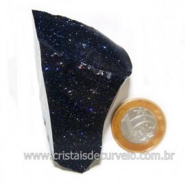 Pedra Estrela Pigmento Dourado Bruto Para Lapidar Cod 122787