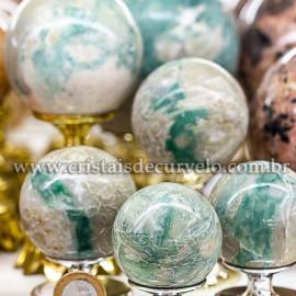 1 Kg Esfera Bola Jadeita Pedra Jade + Nefrita ATACADO 112693