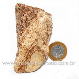 Aragonita do Peru Pedra Bruto Mineral de Garimpo Cod 122988