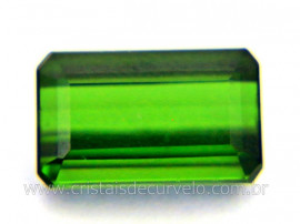 Gema Turmalina Verde Pedra Natural Montagem Joias Cod TV1603