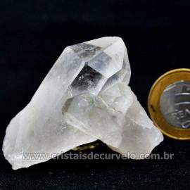 Drusa Cristal Pontas Aglomeradas Para Esoterismo Cod 126044
