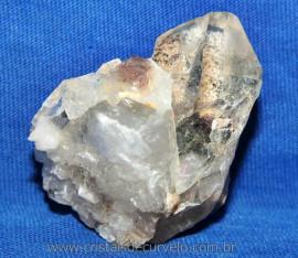 Drusa de Cristal Exótica P/Coleção Pedra Especial Cod 108603