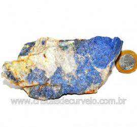 Dumortierita Azul Para Colecionador e Esoterismo Cod 117304