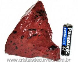 Obsidiana Mogno ou Mahogany Pedra Bruta Vulcanica Cod 115824
