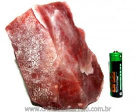 Aragonita Roxa Pedra Bruto Mineral Natural Cod AR9789