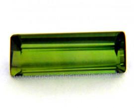 Gema Turmalina Verde Pedra Natural Montagem Joias Cod TV8461