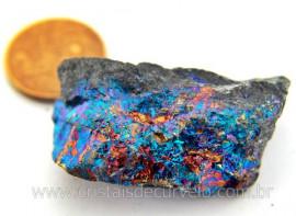 Bornita ou Pedra Pavão Mineral Para Esoterismo Cod BB5853