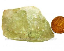 Prasiolita Extra Natural Ametista Verde Para Coleção Cod PE4907